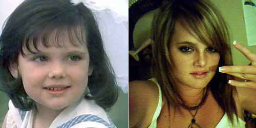 Brittany Ashton, fez a Darla - Os Batutinhas