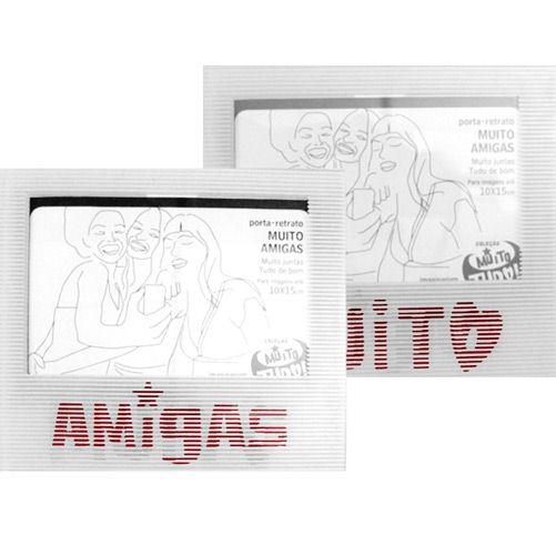 Porta Retrato Amigas - Imaginarium, R$39,90