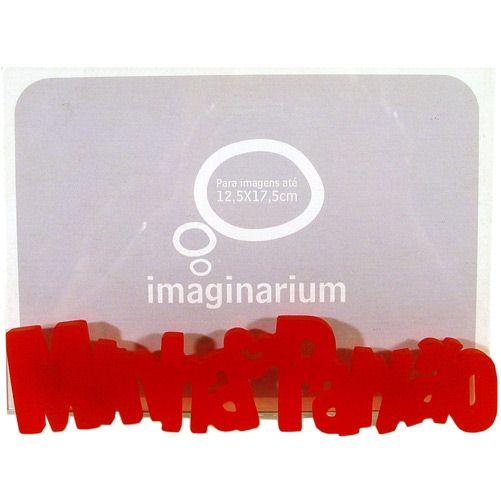 Porta Retrato Minha Paixão - Imaginarium, R$32,90