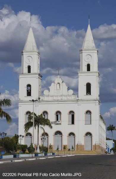 Igreja do Rosário Pombal/PB