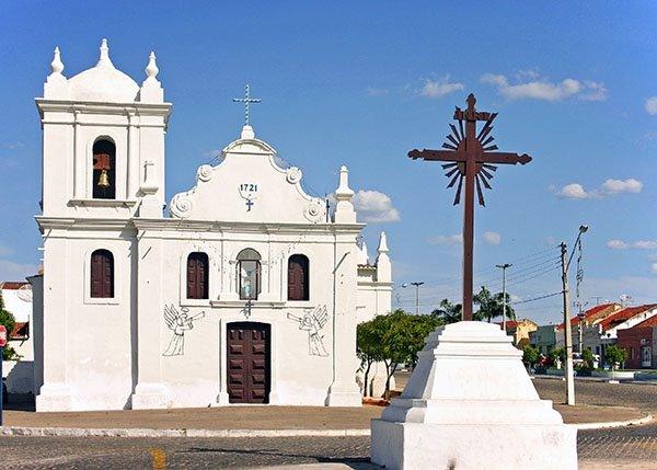 Igreja Pombal/PB